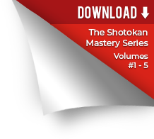 Download Shotokan Mastery Series